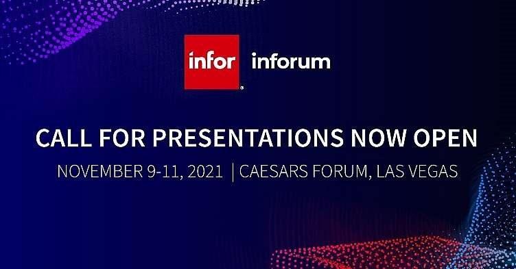 Inforum call for presentations