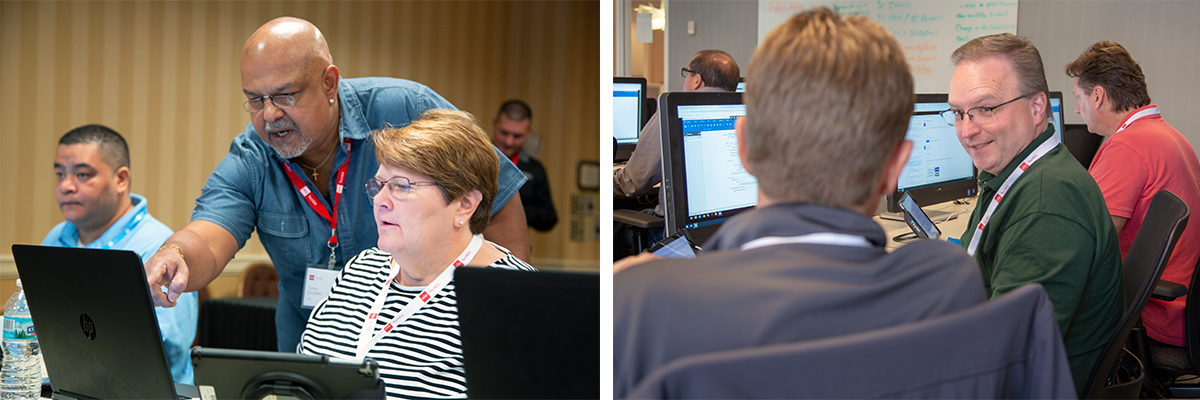 Infor TechEd open lab