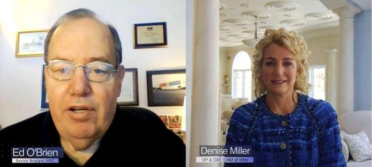 EAM Denise Miller Interview ARC