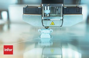 Smart tech: 3D printing ‒ A new business model for the supply chain