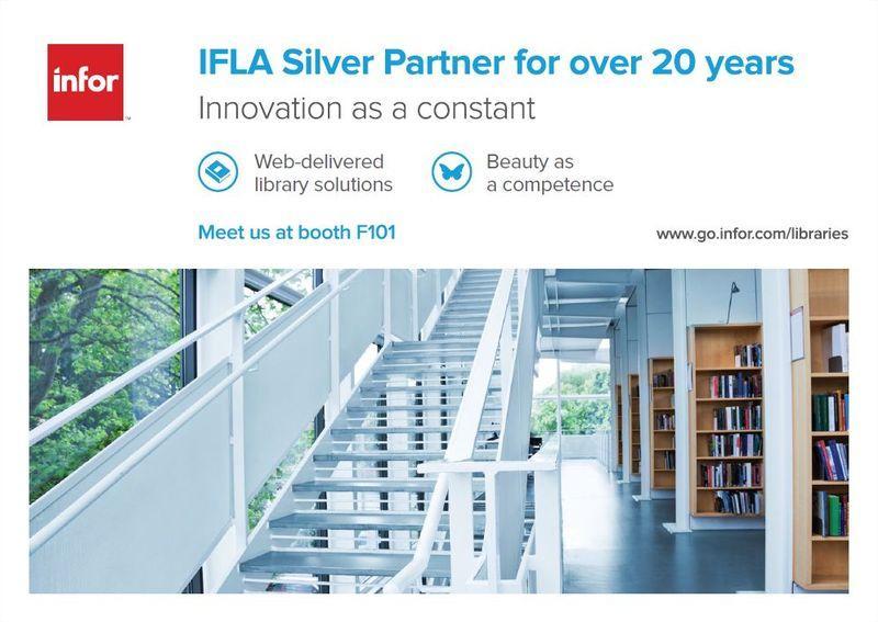 IFLA sponsorship