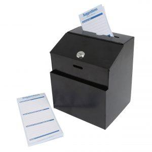 adir-wall-mountable-steel-suggestion-box-lock-key-drop-box-25-free-suggestion-cards-black-631-2-hires
