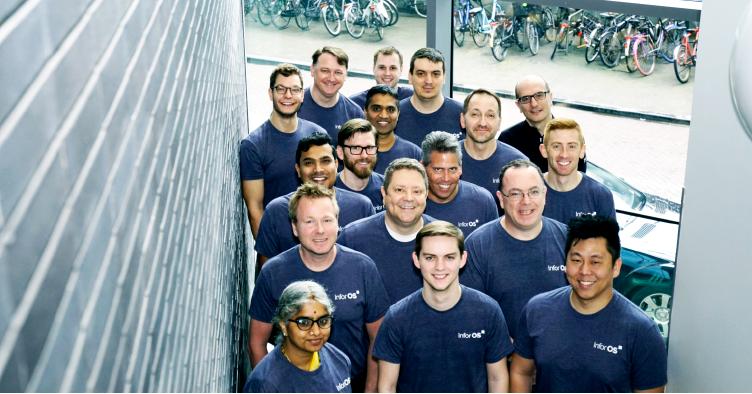 Infor OS team photo