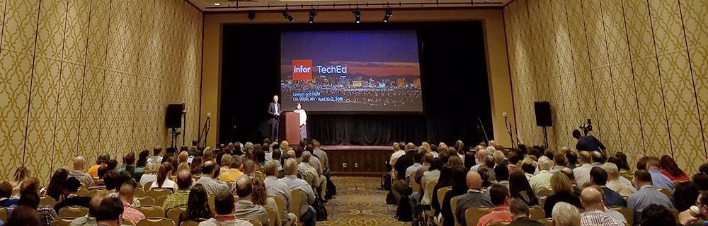 Infor TechEd Las Vegas