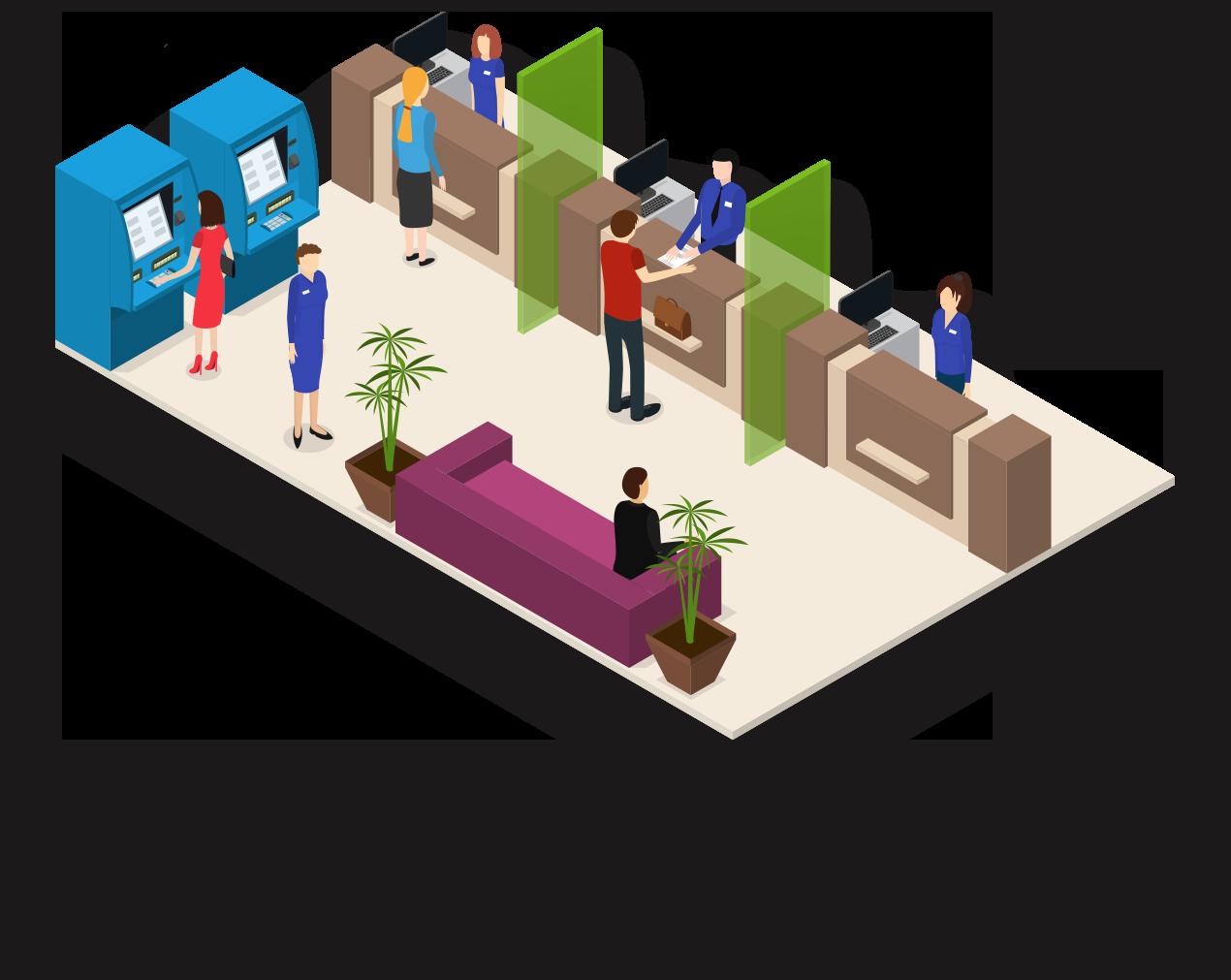 Software de ERP de Infor CloudSuite para los sectores de servicios financieros y bancarios