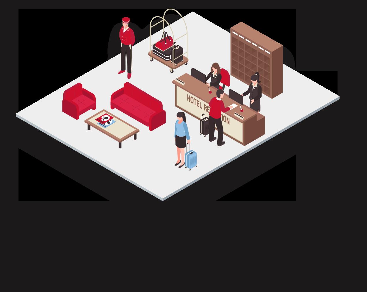 Infor Hospitality Inforgraphic