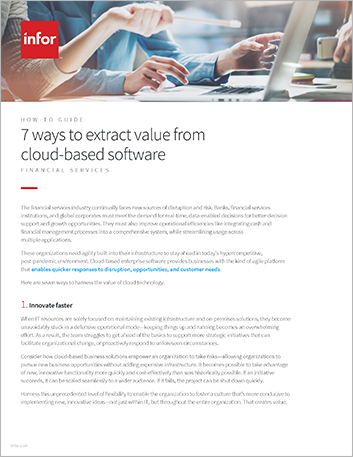 7 ways to extract value from cloud based software How to Guide English 457px