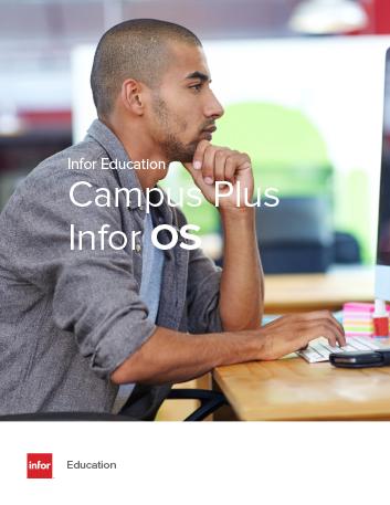 Infor Campus Plus Infor OS Thumbnail