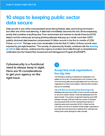 Th 10 steps to keeping public sector data secure How to Guide English 457px