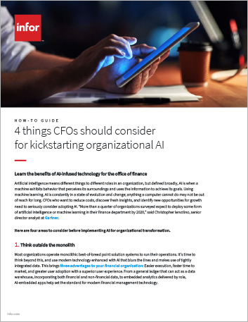 Th 4 things CF Os should consider for kickstarting organizational AI How to guide English 457px 1