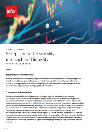 Th 5 steps for better visibility into cash and liquidity How to Guide English 457px