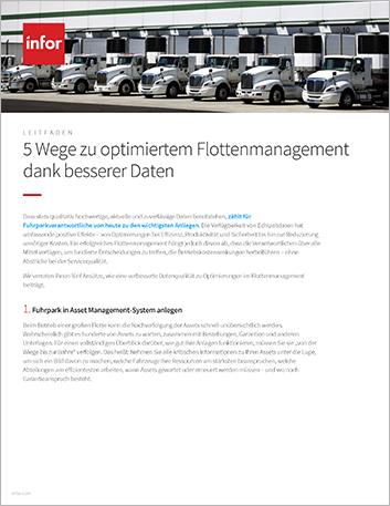 Th 5 ways better data can improve fleet management How to Guide German 457px