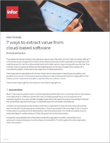 Th 7 ways to extract value from cloud based software How to Guide English 457px