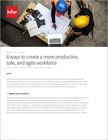 Th 8 ways to create a more productive safe and agile workforce How to Guide English 457px