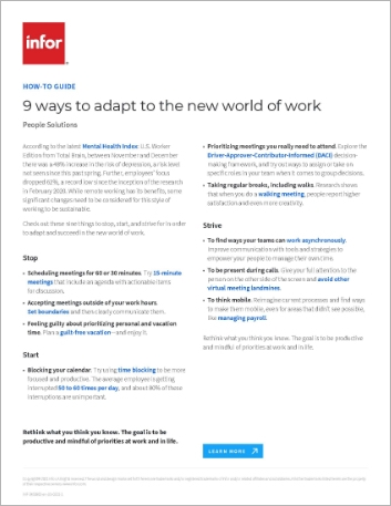 Th 9 ways to adapt to the new world of work How to Guide English 457px