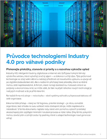 Th A guide to Industry 4 0 technologies for reluctant adopters Perspectives Czech 457px