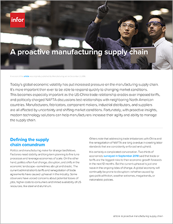 Th A proactive manufacturing supply chain Article English 457px