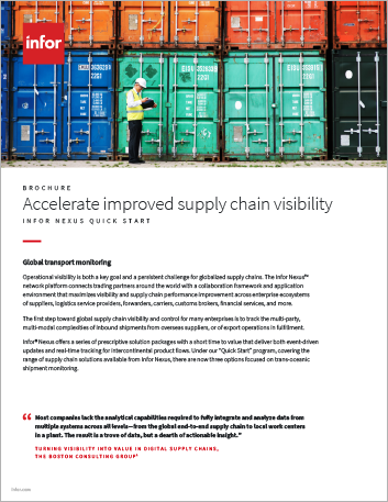 Th Accelerate improved supply chain visibility Brochure English 457px