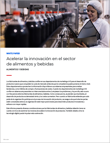 Th Accelerating successful product innovation in food and beverage White Paper Spanish LATAM 457px