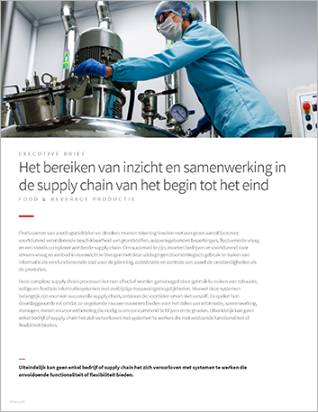 Th Achieving end to end supply chain collaboration and visibility Executive Brief Dutch 457px