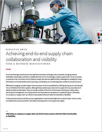 Th Achieving end to end supply chain collaboration and visibility Executive Brief English 457px