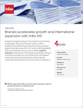 Th Brandix Apparel Ltd Case Study Infor M3 ERP Fashion APAC English 457px