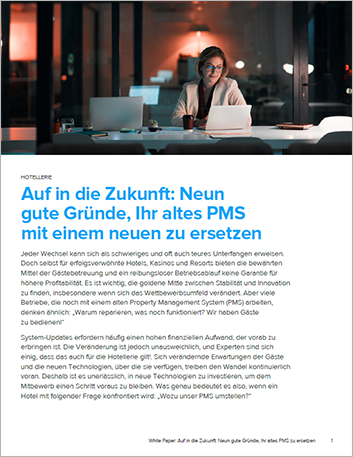 Th Change it up the nine best reasons to replace a legacy PMS White Paper German 457px