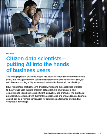 Th Citizen data scientists putting AI into the hands of business users White Paper English 457px