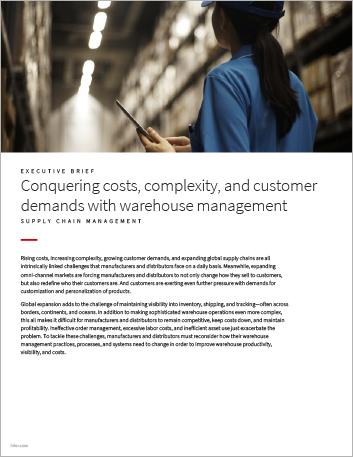 Th Conquering costs complexity and customer demands with warehouse management Executive Brief English 457px