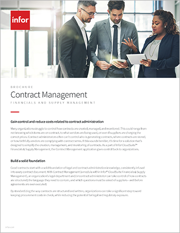 Th Contract Management in Cloud Suite Financials and Supply Management Brochure English 457px