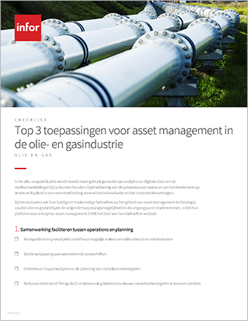 Th Critical asset management capabilities for oil and gas Checklist Dutch 457px
