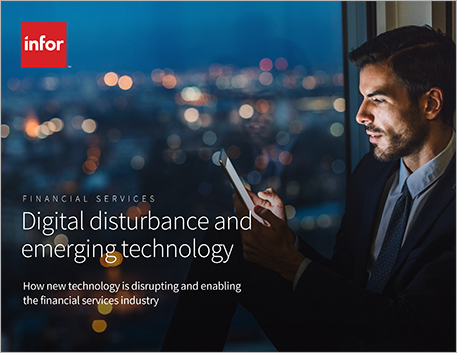 Th Digital disturbance and emerging technology in the financial services industry e Book English 457px