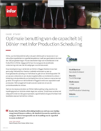 Th Dohler Group Case Study Infor Production Scheduling Food and beverage EMEA Dutch 457px