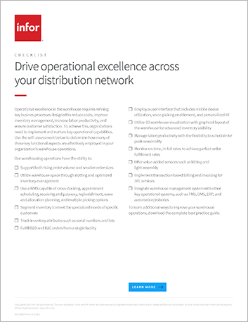 Th Drive operational excellence across your distribution network Checklist English 457px 2