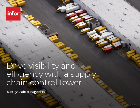 Th Drive visibility and efficiency with a supply chain control tower e Book English 457px