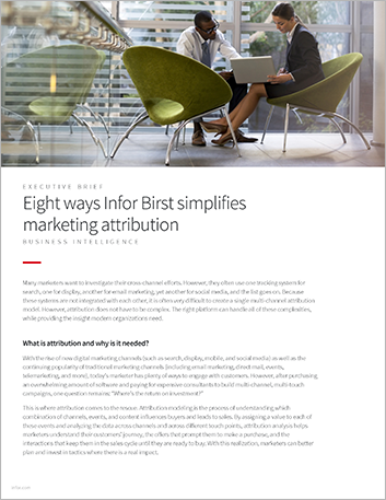 Th Eight ways Infor Birst simplifies marketing attribution Executive Brief English 457px 1