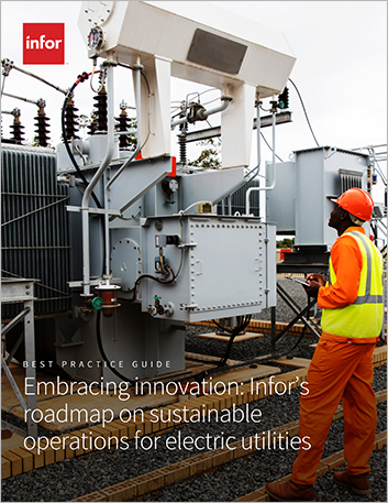 Th Embracing innovation Infors roadmap on sustainable operations for electric utilities Best Practice Guide English 457px