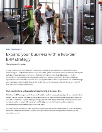 Th Expand your business with a two tier ERP strategy Executive Brief English 457px