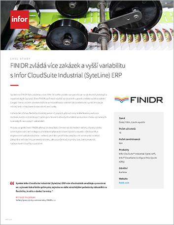 Th FINIDR Case Study Cloud Suite Industrial Syte Line Print and publishing EMEA Czech 457px