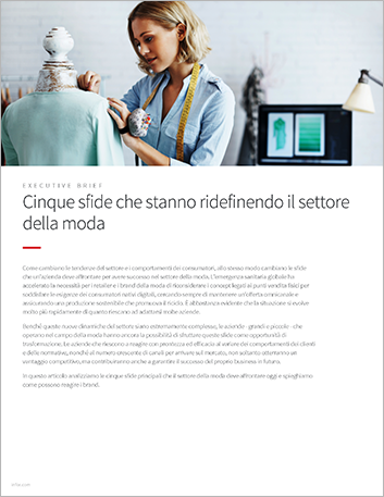 Th Five challenges that are redefining the fashion industry Executive Brief Italian 457px