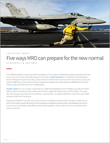Th Five ways MRO can prepare for the new normal Executive Brief English 457px