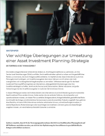 Th Four key considerations for adopting an asset investment planning strategy White Paper German 457px