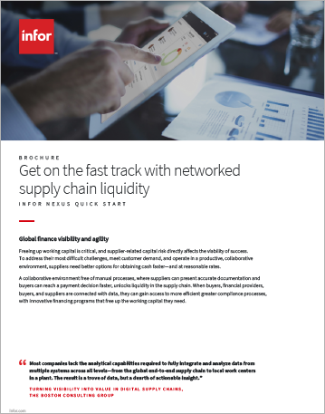 Th Get on the fast track with networked supply chain liquidity Brochure English 457px