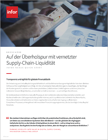 Th Get on the fast track with networked supply chain liquidity Brochure German 457px