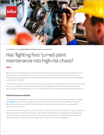 Th Has fighting fires turned plant maintenance into high risk chaos Article English 457px