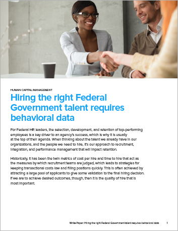 Th Hiring the right Federal Government talent requires behavioral data White Paper English 457px