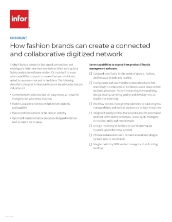 Th How fashion brands can create a connected and collaborative digitized network Checklist English 457px