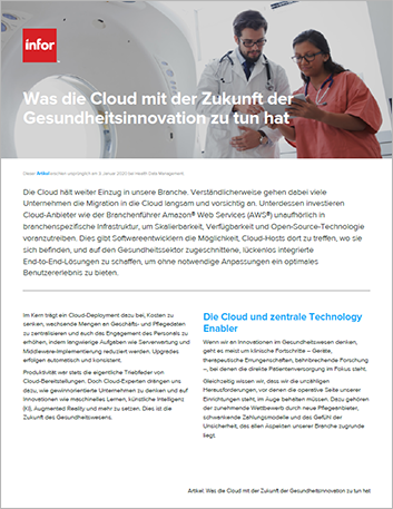 Th How the cloud fits into the future of healthcare innovation Article German 457px
