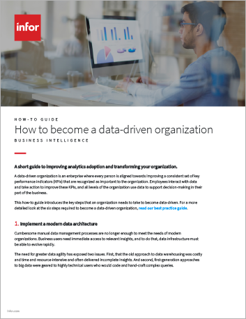 Th How to become a data driven organization How to Guide English 457px