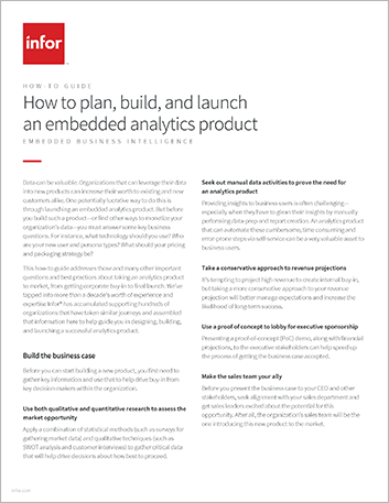 Th How to plan build and launch an embedded analytics product How to Guide English 457px
